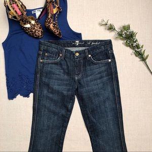 7 For All Man Kind A Pocket Jeans Sz 26